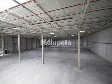 PROVISIONSFREI   Lager-/Logistikflächen zu vermieten   10 m UKB