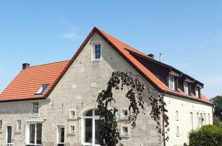 Erstbezug: freundliche 5-Zimmer-Maisonette-Wohnung mit Einbauküche und Terrasse in Nottuln