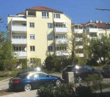 Gepflegte 3 Zimmer Obergeschoßwohnung in Zentrumslage von Germering