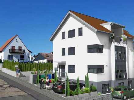 Mehrfamilienhaus, 67271 Kindenheim, Effizienzhaus 55