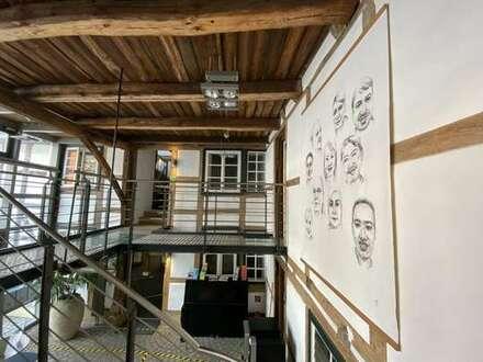 80m² 4 Büroräume Altbau Gütersloh Zentrum