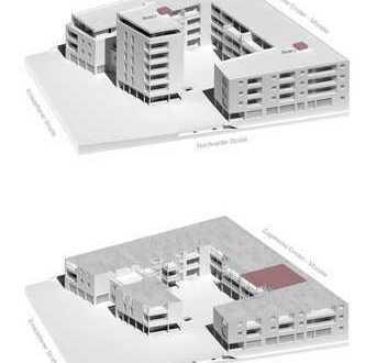Erstbezug: schöne 3-Zimmer-Wohnung mit Balkon in Greven