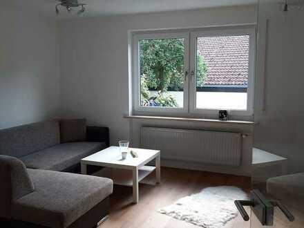 Attraktive Wohnung mit drei Zimmern und Garten in Kipfenberg - Grösdorf