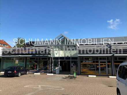 Top Lage! Moderne ebenerdige verglaste Bürofläche (ehemalige Volksbankfiliale) BISMARCKCENTER