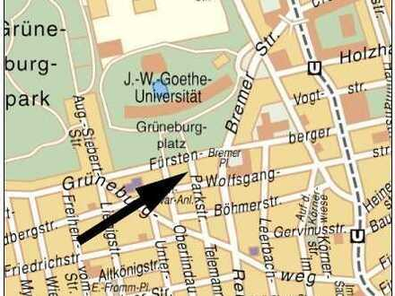 Bestlage im Westend-Nord, Nähe Uni, 3-Zi-Whg., Parkstr.