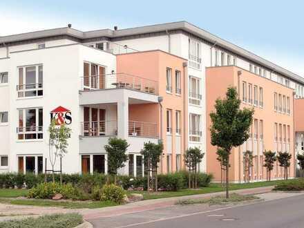 Schönes 1-Zimmer-Apartment in Lübben I Wohnen mit Service in der Residenz