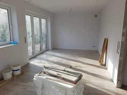 Schöne Neubauwohnung, 3 Zimmer, in Vechta/Füchtel, EG, Terrasse, kleiner Garten