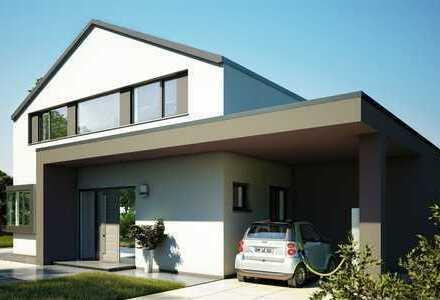 Bauen Sie mit uns Ihr neues Zuhause inklusive Garage