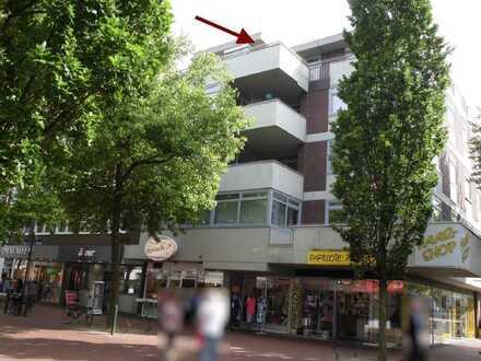 Penthousewohnung in der Innenstadt von Gronau zu vermieten!