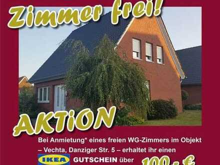 WG ZIMMER sichern + gratis 100 Euro Gutschein !
