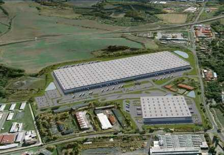 PROVISIONSFREI & EXCLUSIV - Moderne Projektentwicklung nahe Karlsbad - Q3 2019 - bis ca. 120.000 m²