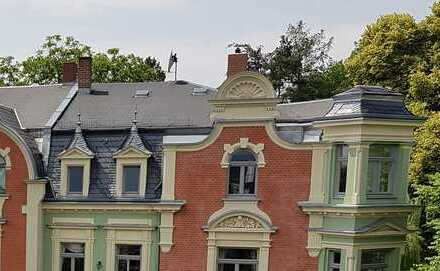 Erstbezug nach Sanierung: geräumige 3-Zimmer-Dachgeschosswohnung in Crimmitschau