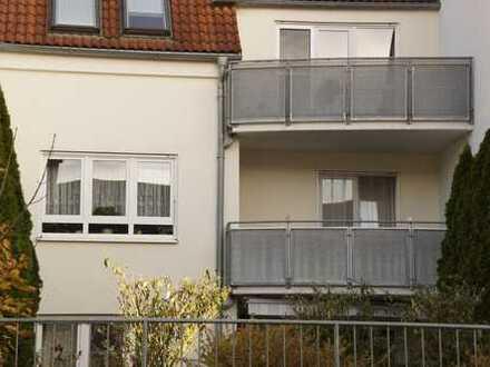 Gepflegte 3,5-Zimmer-Wohnung mit Balkon in Weißenhorn