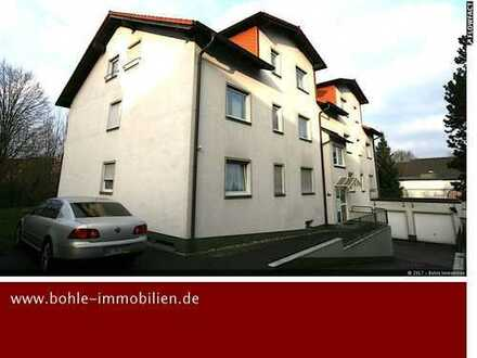Klasse 3 Zimmerwohnung hell,mit Balkon und Stellplatz im Zentrum von Datteln!