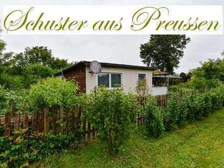 Schuster aus Preussen - in der schönen wasserreichen und grünen Uckermark bei Prenzlau - 4 Zimmer...