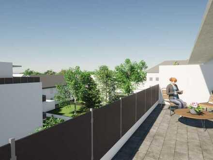 Neubau - Traumhafte 1,5 Zimmer Penthauswohnung mit großer Dachterrasse - A29