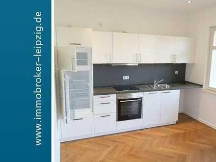 3 - Zimmer Wohnung mit Balkon und EBK * ab sofort