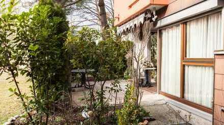 Großzügige 3,5 Zimmerwohnung mit Wohnküche am Gröbenbach/ Besichtigungstermine ab 01.08. möglich
