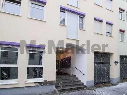 Vermietete Kapitalanlage in der Altstadt: 1-Zi.-Apartment in zentraler Lage von Albstadt-Ebingen