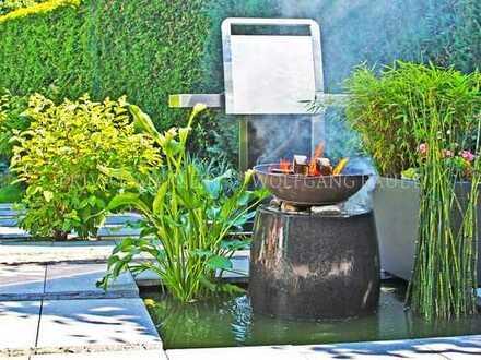 SCHICKE PERLE ++ Maisonette im 2-Familien-Haus ... Garten/ Gartenhaus