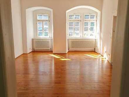 herrschaftlich Wohnen, 5-Zimmerwohnung im Schloß Unterschwandorf