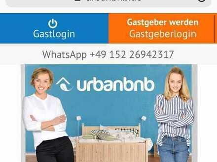 flexibel ab 1 Monat: Co-Living WG mit Internet, Gästeküche und EtagenDu/Wc, nur für männliche Gäste,