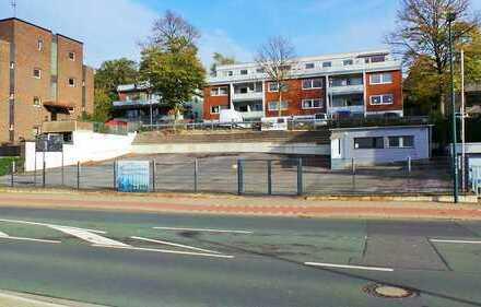 RARITÄT Hervorragend und zentral gelegenes Baugrundstück für bis zu 1.300 m² genehmigte Wohnfläche
