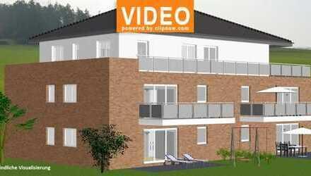 Neubau Erdgeschoss-Eigentumswohnung in Rheine-Dutum