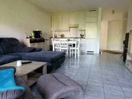 gepflegte 2-Zimmer-Wohnung mit Terrasse und EBK in Kernen-Stetten