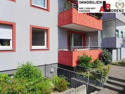 LORENZ-Angebot in Höntrop: Zentral gelegen. 3 1/2-R.-Wohnung als überschaubare Anlage!