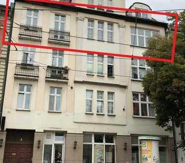 schöne 4Raum-Altbau-Wohnung im Stadtzentrum