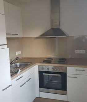 Moderne 1-Zimmer-Wohnung mit sonniger Terasse und Einbauküche in Nürtingen