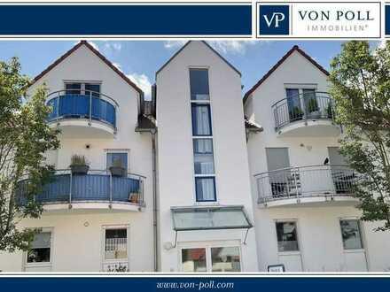 Behagliche Wohnung in kleiner, gepflegter Wohneinheit inkl.Tiefgaragenstellplatz und Glasfaseranschl