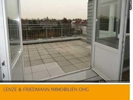 Dellbrück große Wohnung 5 Zi KD 2 Bäder Balkon + Terrasse 151 m² in bester zentraler Lage