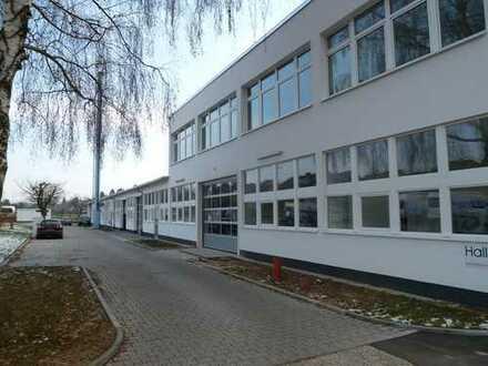 Raum Sinsheim: ca 1.249 m² Ausstellungs-, Produktions- und Lagerflächen mit Büros