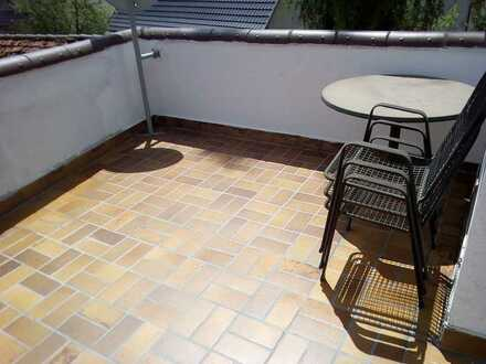2 Zimmer Dachgeschosswohnung mit EBK und Terasse in Grafenau-Dätzingen