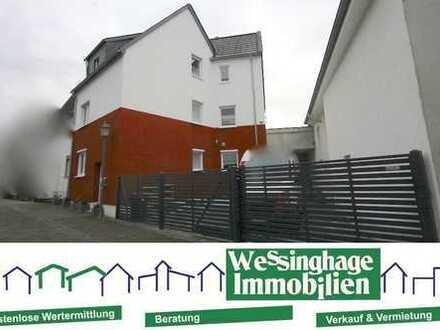 1 FH Wohnen und Wohlfühlen auf Top-Niveau, ein Schmuckstück mit geschl. Innenhof und Nebengebäude