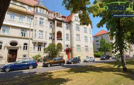 Interessante 3 Zimmer Wohnung in attraktiver Lage in Dresden, Plauen