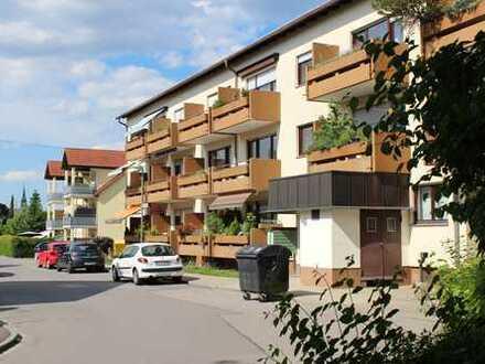 ruhige und zentral gelegene 4-Zimmer-Wohnung