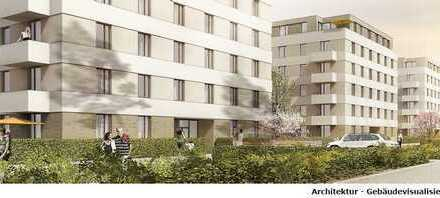 2-Zimmer-Wohnung im Neubau mit Erstbezug  Nur mit WBS 2. Einkommensgruppe - Lassen Sie sich beraten!