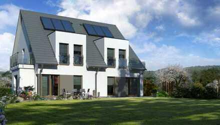 Bezahlbare Doppelhaushälfte in Neulingen-Nußbaum