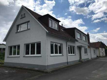Bürogebäude inklusive Wohnung nahe Frankfurt/Gelnhausen