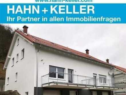 Ideal für die Familie! Großzügige Neubau Einfam.-Doppelhaushälfte mit Terrasse & Balkon!