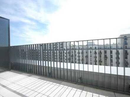 Neubau Erstbezug: Moderne Dachterrassenwohnung in Bestlage!