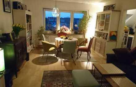 Ansprechende 3-Zimmer-Wohnung mit Balkon in Mannheim Neckarau