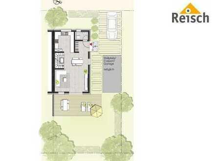 NEU!!! Attraktive Doppelhaushälfte in grüner Lage Ruchheims