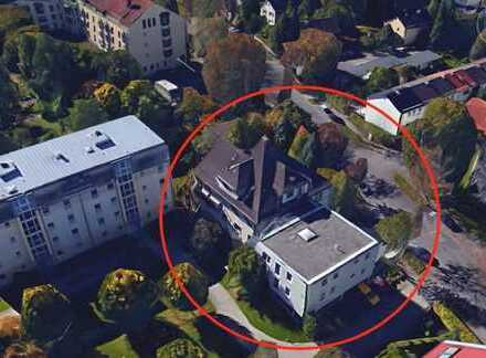 Gerontopsychiatrisches Pflegeheim (Unternehmung) in wunderschöner Lage in Augsburg zu verkaufen