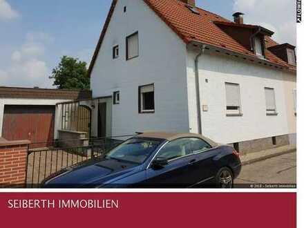 Ab ins Eigenheim: DHH mit Charme, großem Garten u. Keller in Toplage von Germersheim
