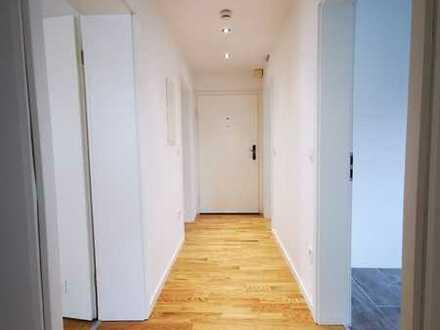 sanierte 3 Zimmer Wohnung im EG ab sofort zu vermieten