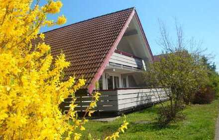 Ferienhaus - Gemütliches Holzhaus zur befristeten Vermietung